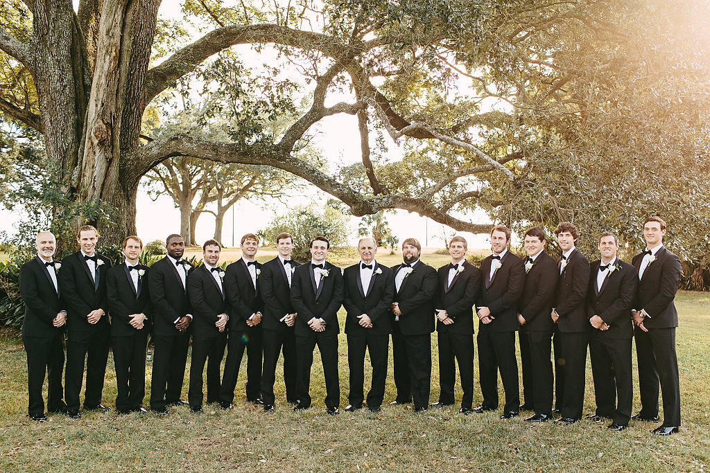 The Groomsmen Gang
