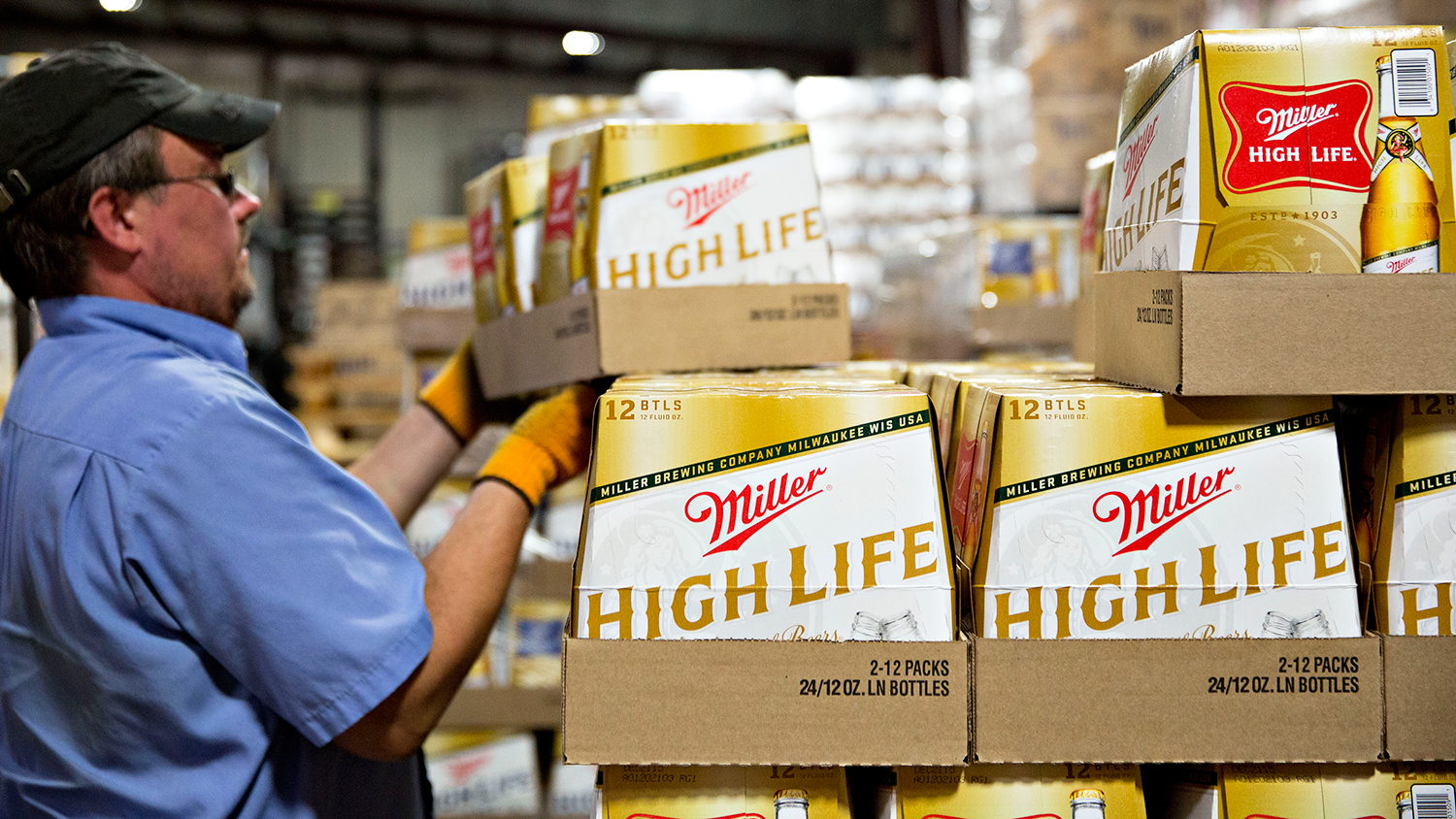 Miller High Life Sees First Sales Increase in Over 7 Years