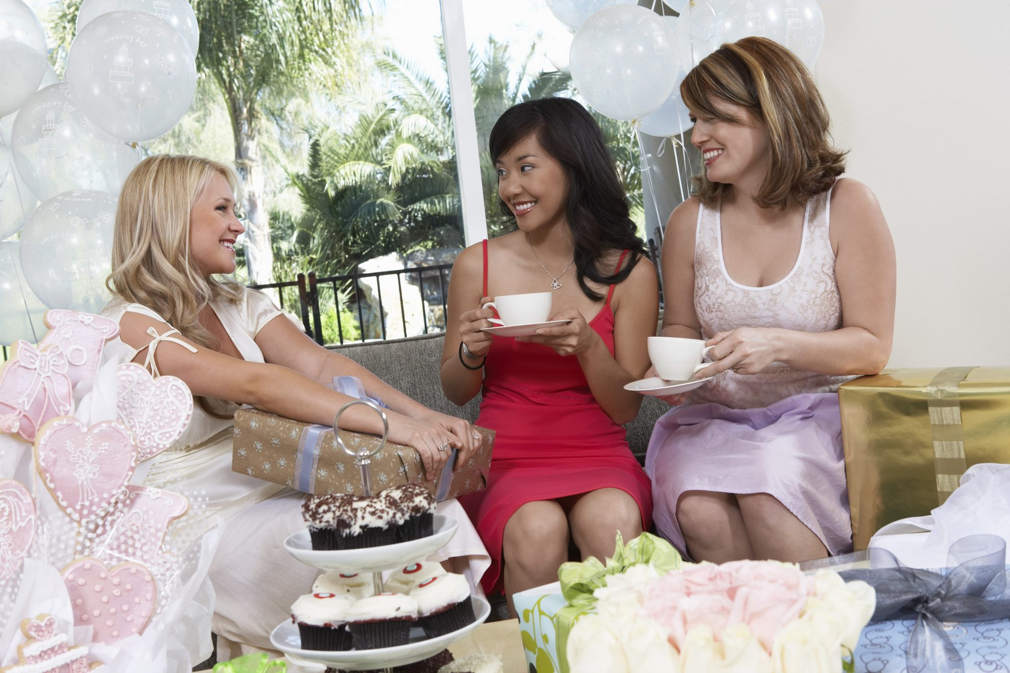 Is It Proper For Mom to Host the Bridal Shower? - Southern Living