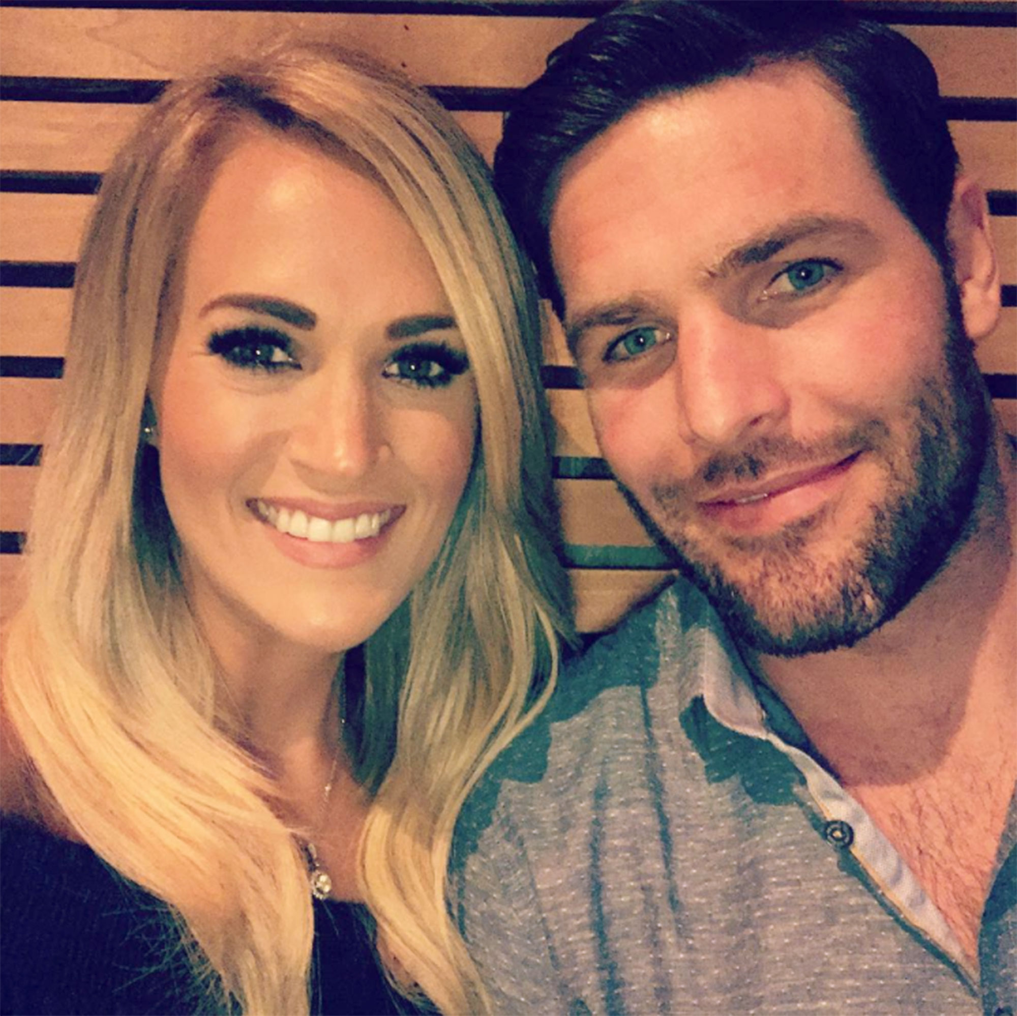 Carrie Underwood And Husband Mike Fisher Celebrate 7 Year Wedding Anniversary