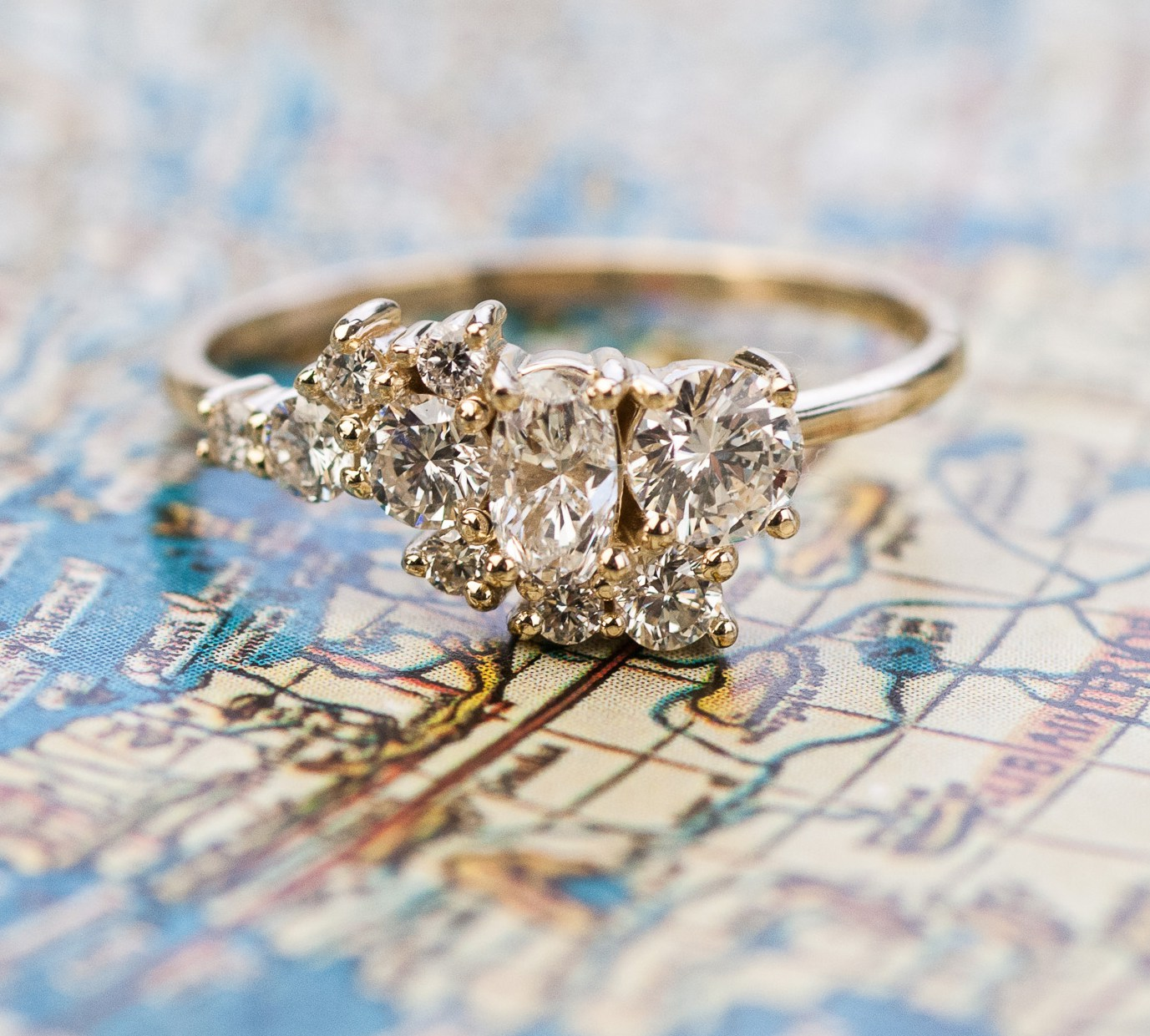 16 Unique Engagement Rings That Ll Make You Say Quot I Do