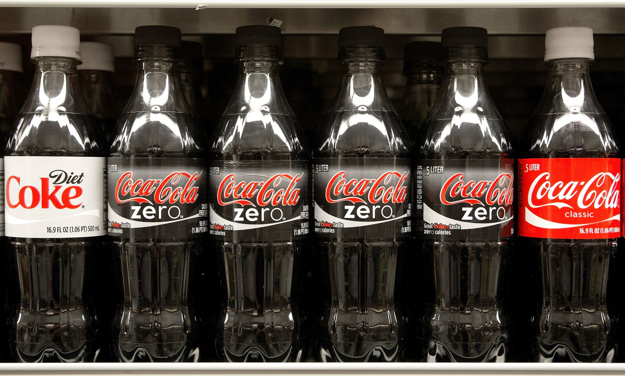 Coke Zero is being replaced