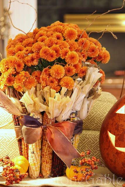 Incredible Ways to Decorate with Mums Rethink Your Vase