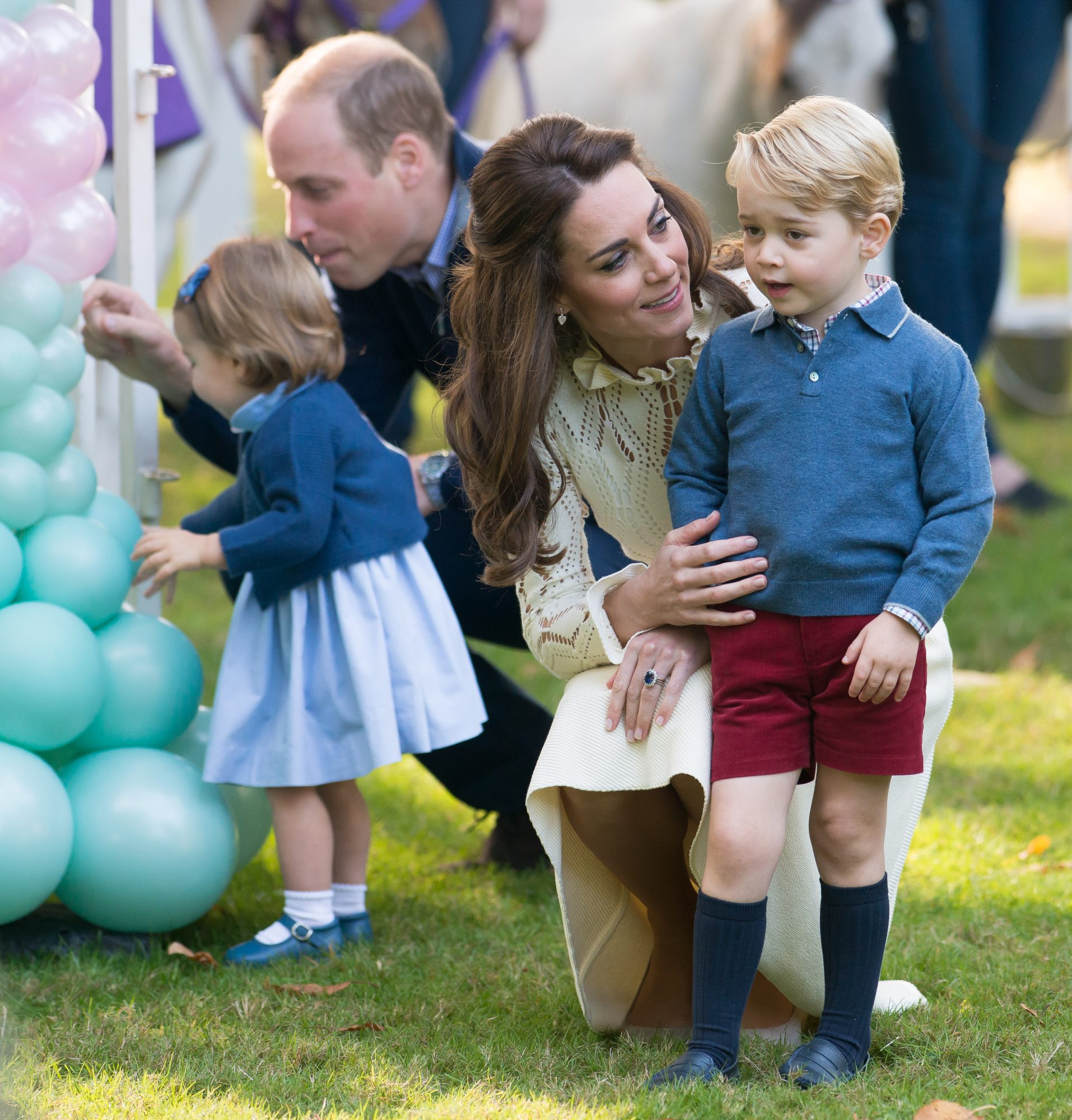 Prince George New Nanny
