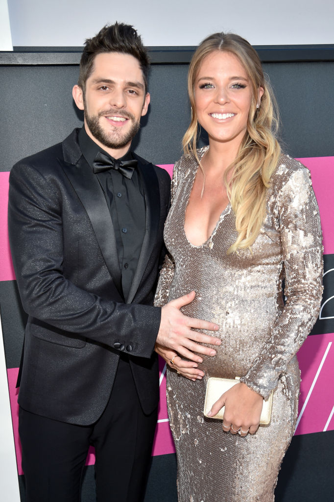 Thomas Rhett and Wife Lauren Akins