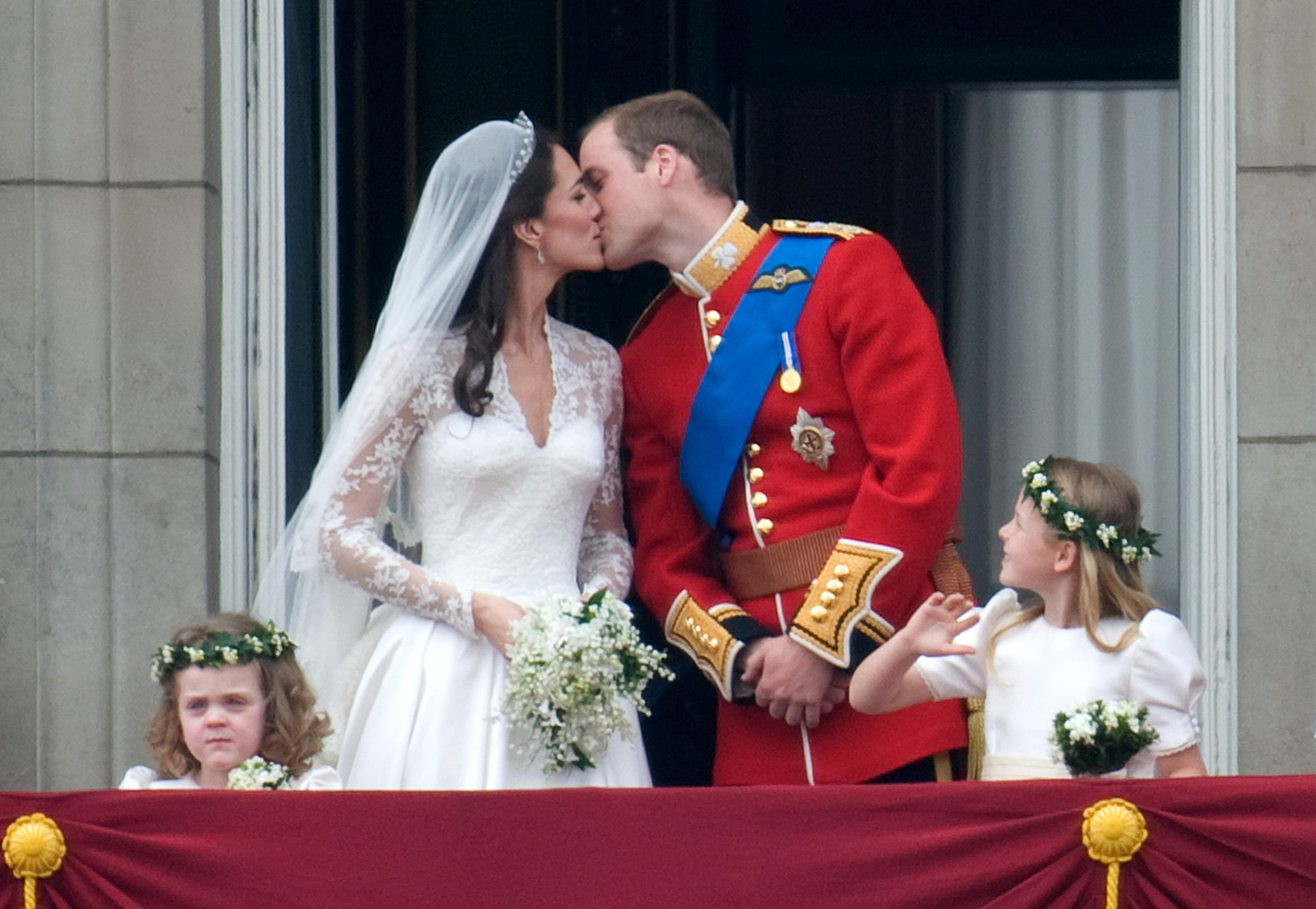 Wedding Bouquet: The Duchess of Cambridge, Kate Middleton