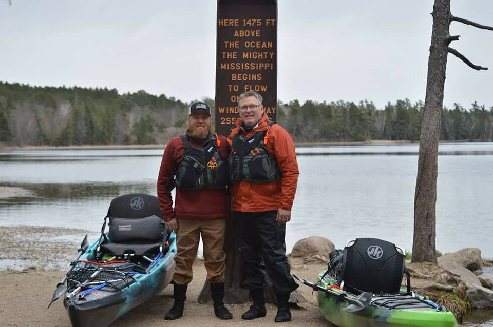 kayak for veterans
