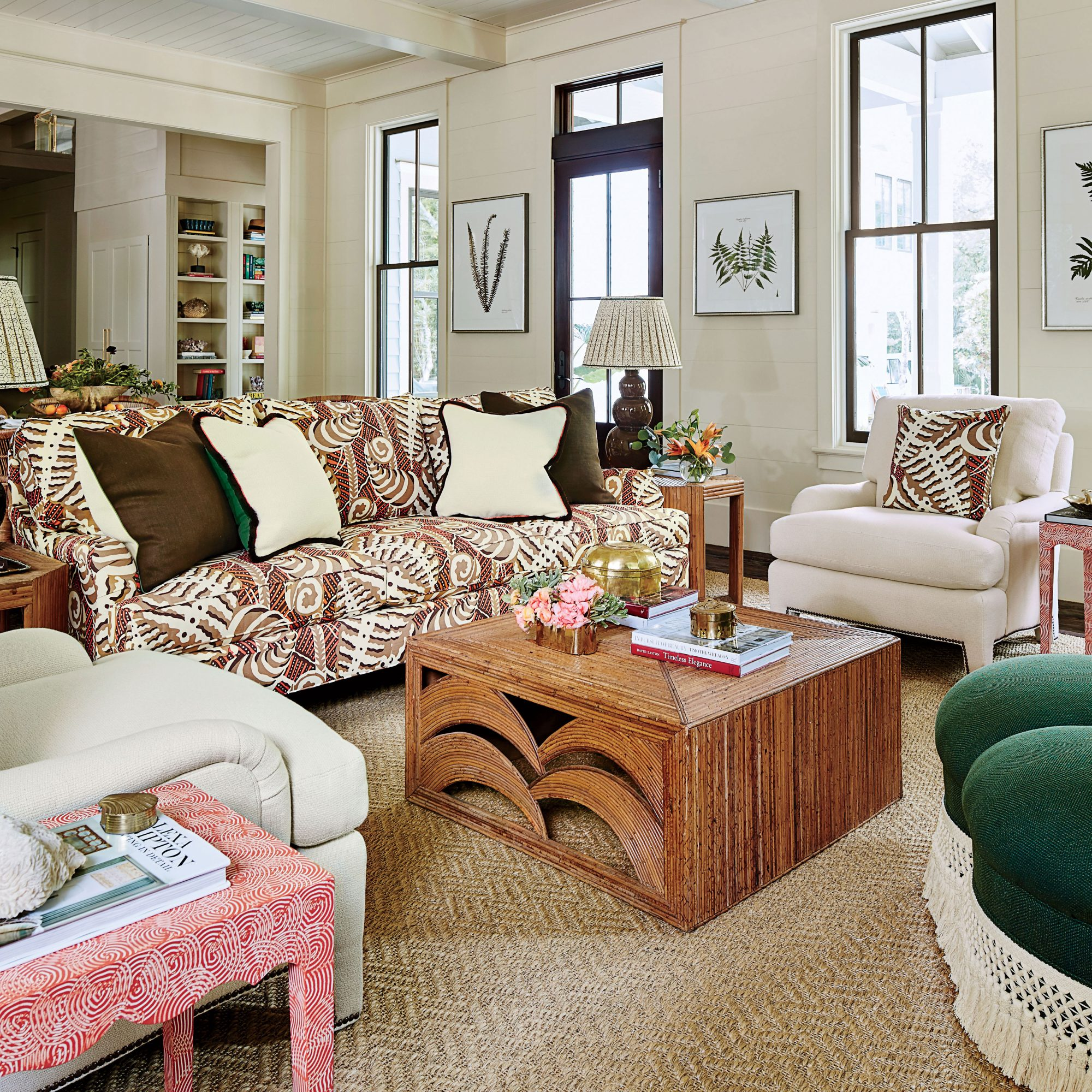 Idea houses southern living - Southern living living room photos ...