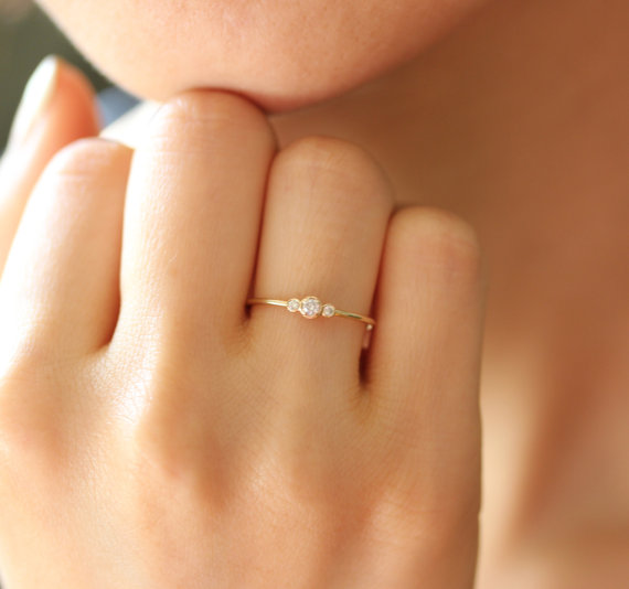 16 Unique Engagement Rings Thatll Make You Say I Do Southern