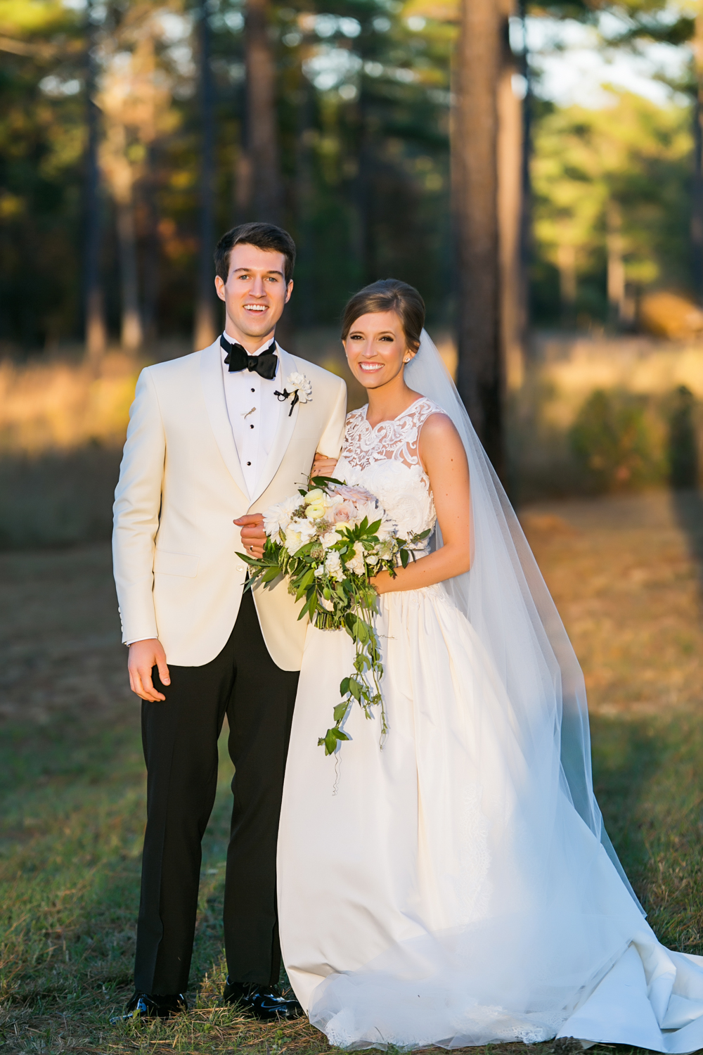 Meet the Bride and the Groom