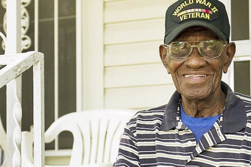 oldest living world war 2 veteran