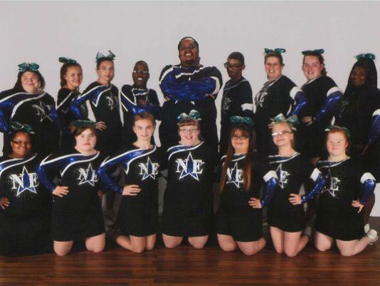 Maryland Shooting Stars Cheer Team