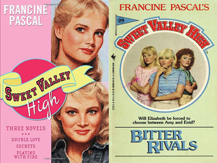 Sweet Valley High Books