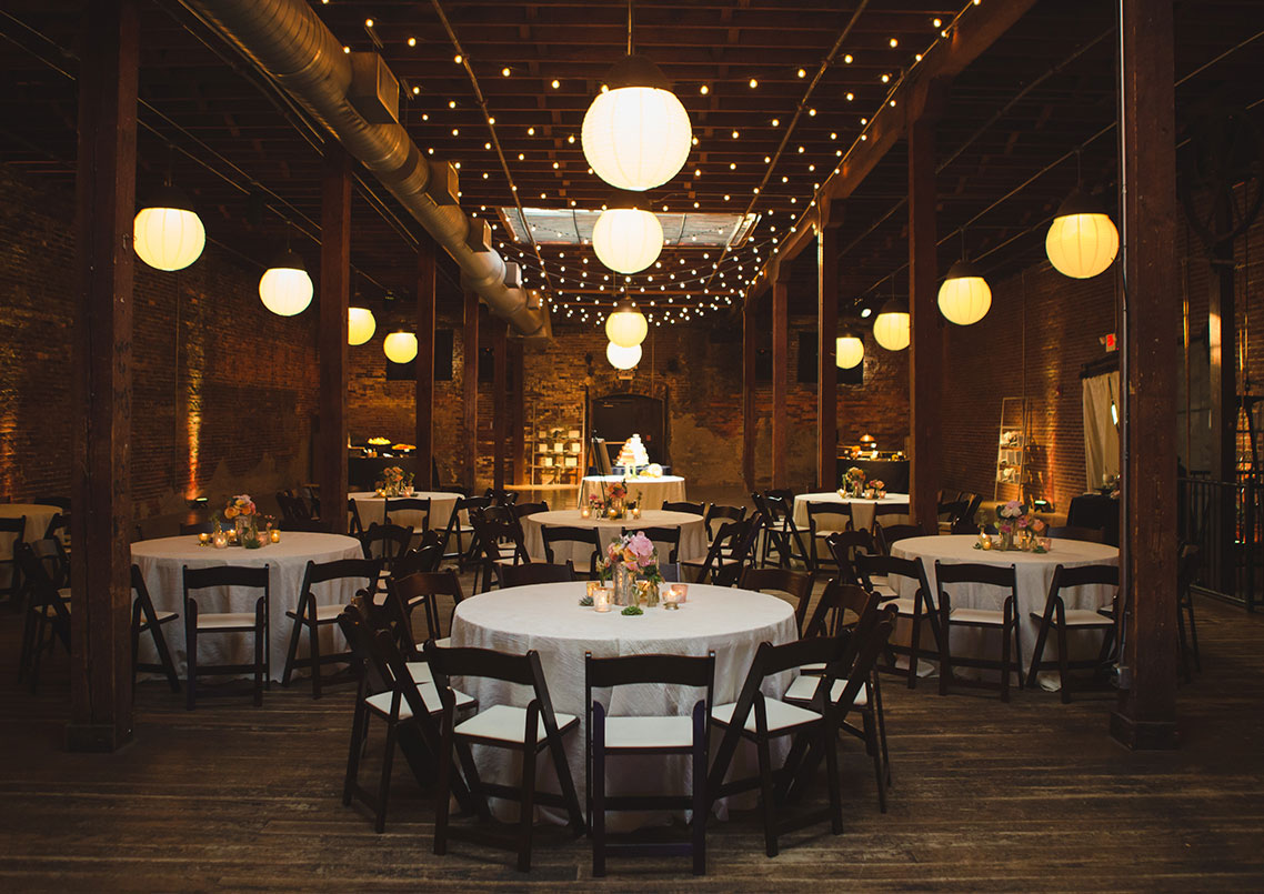 The top 10 wedding venues in birmingham southern living ba warehouse junglespirit Gallery