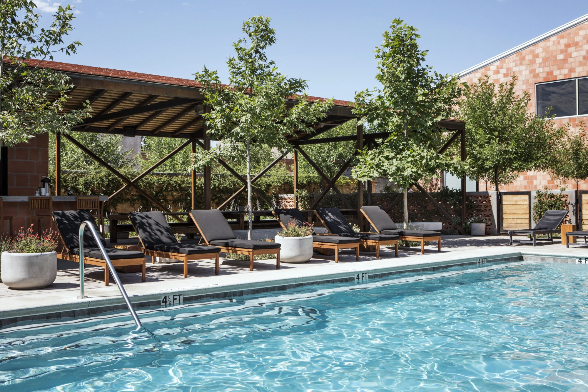 Why This Hotel Pool is Worth a Trip to This Tiny Texas Town