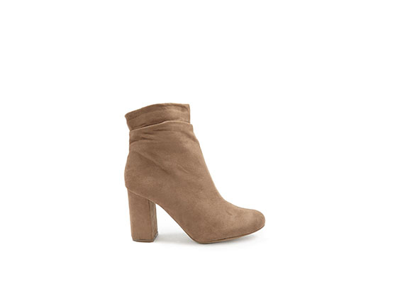 Forever 21 Slouchy Booties