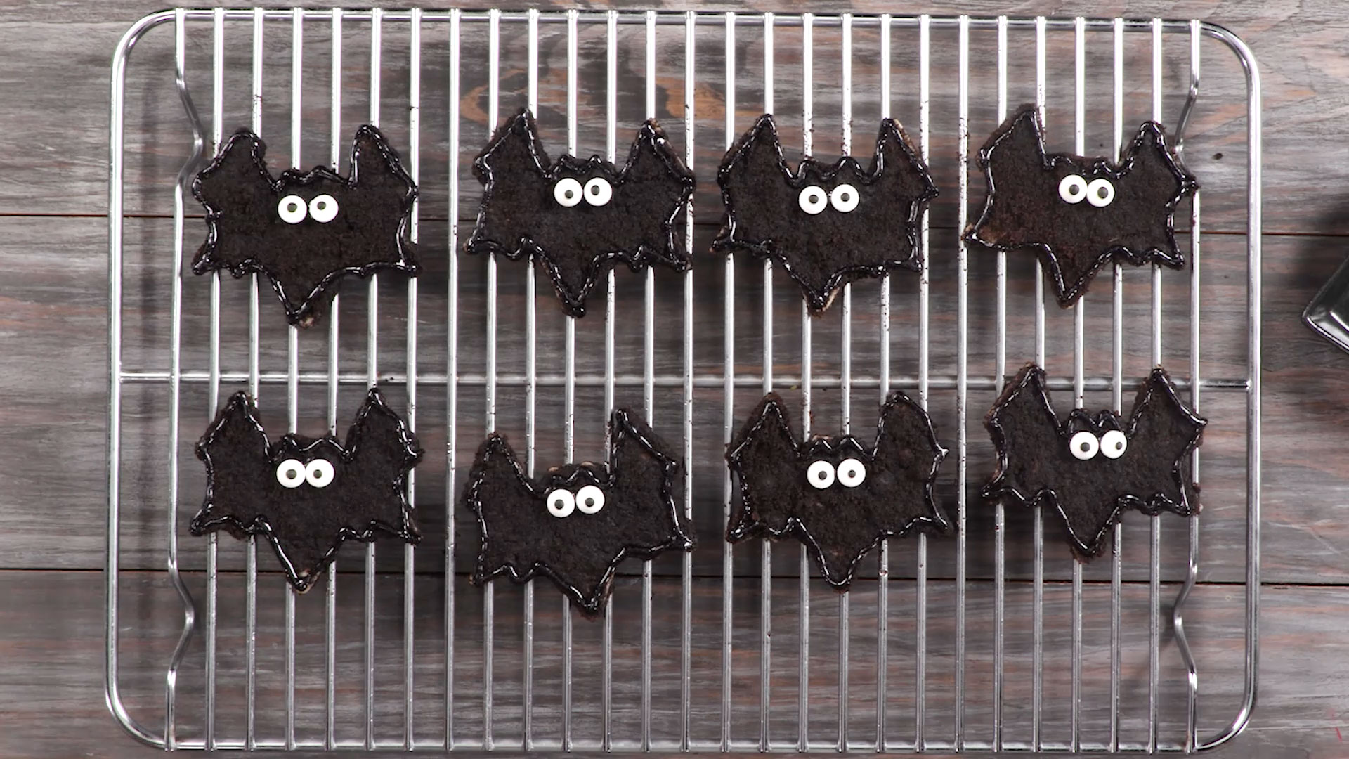 Chocolate Churro Bats Still