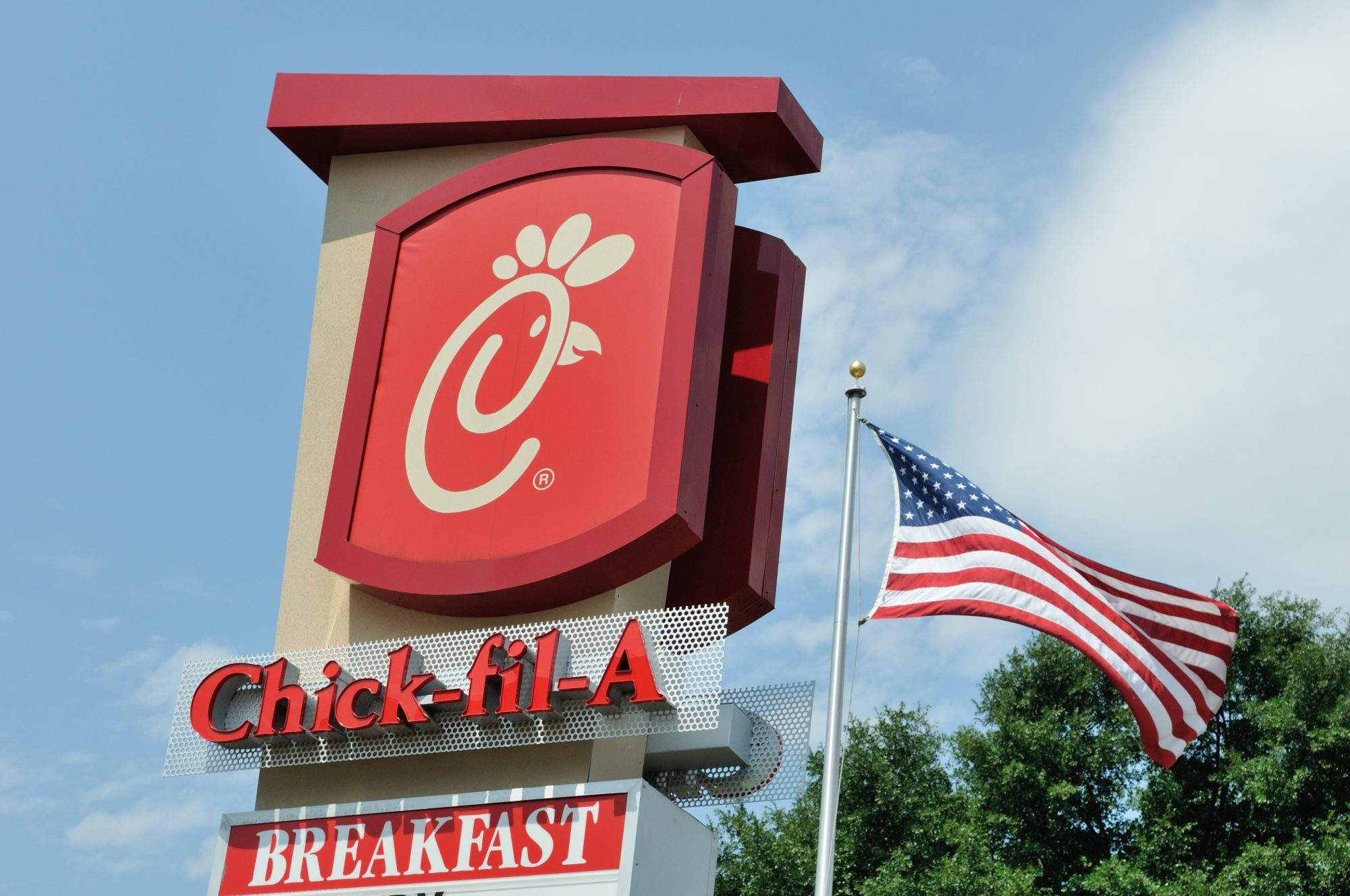 Chick-fil-A Breakfast