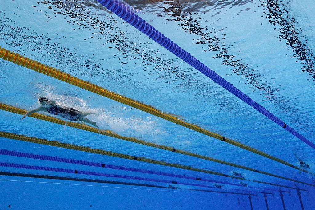 You Won't Believe What This 92-Year-Old Woman Accomplished at her Swim Meet