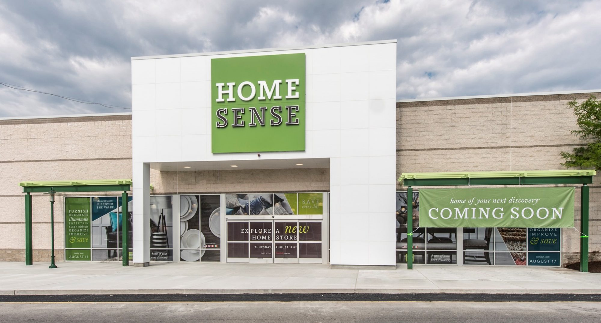 More Decor! A General Store! Here's Everything You Can Expect from HomeGoods' Spinoff Chain, Homesense