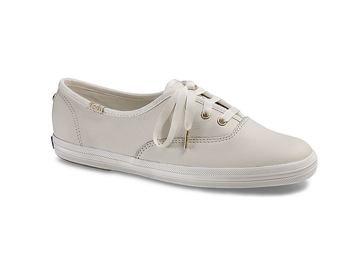 Keds X Kate Spade Champion Leather Sneaker