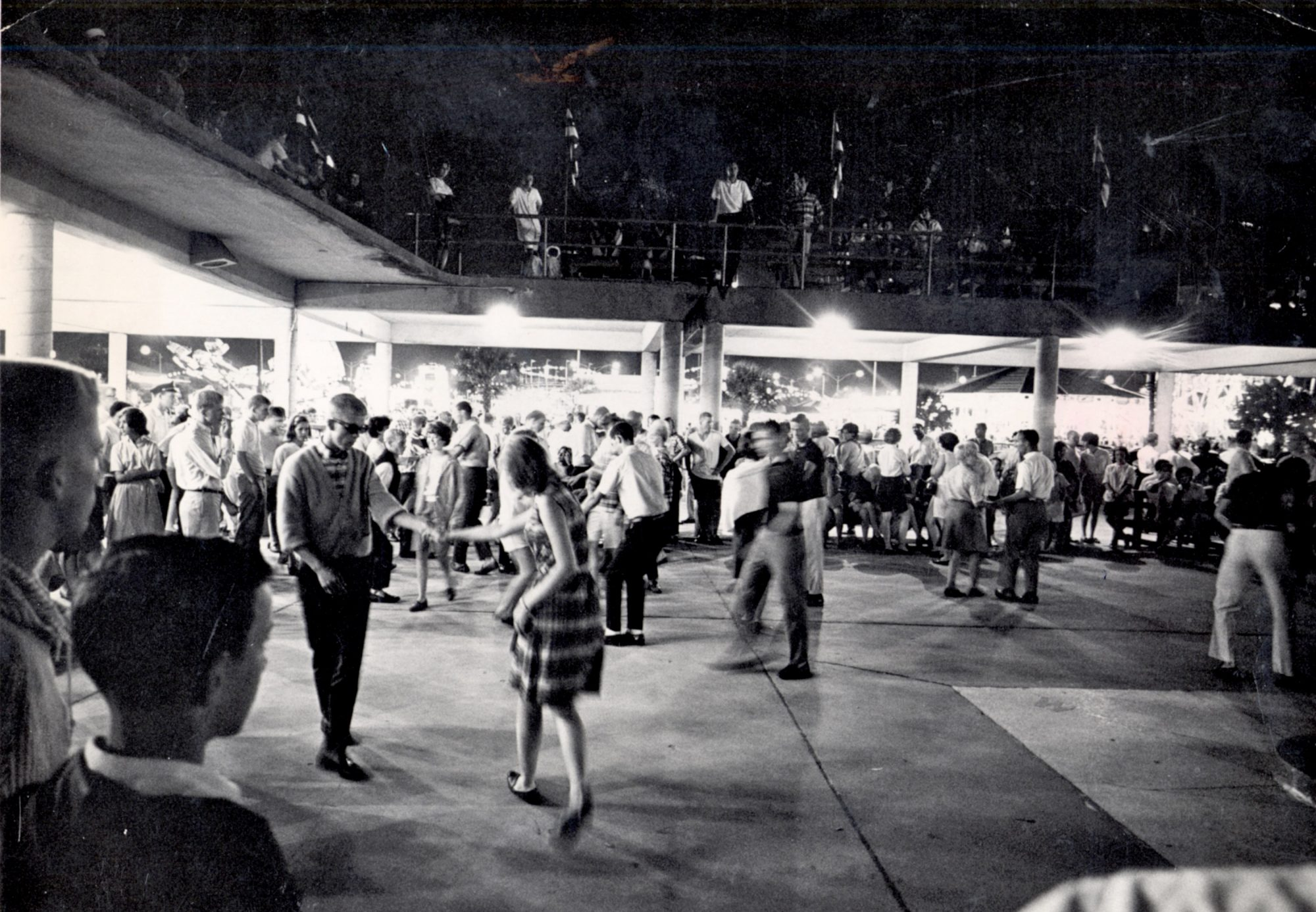 Myrtle Beach Pavillion in 1964