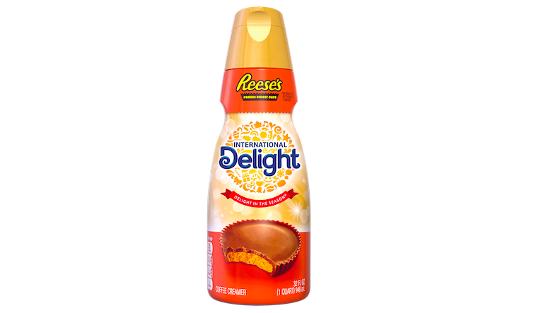 reeses flavored creamer
