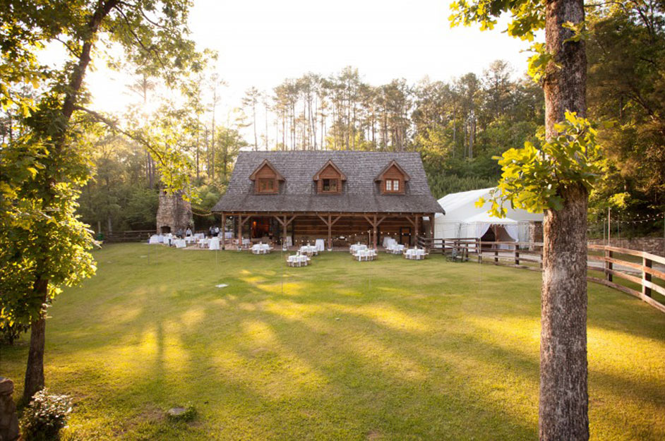 The top 10 wedding venues in birmingham southern living swann lake stables junglespirit Images