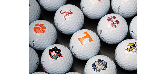 TaylorMade Golf Collegiate Golf Balls