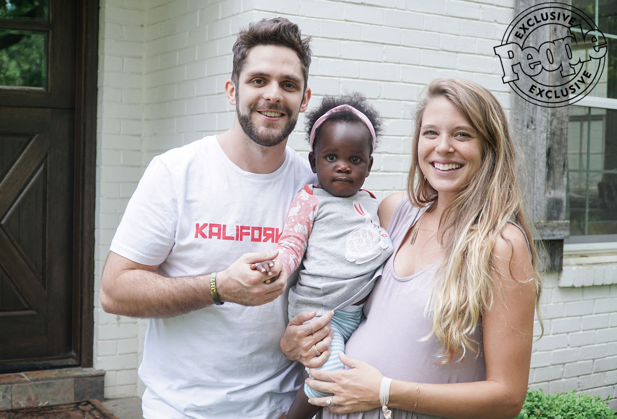 Thomas Rhett and Wife Lauren Welcome Daughter Willa Gray: 'Everyone Is Where They're Supposed to Be'