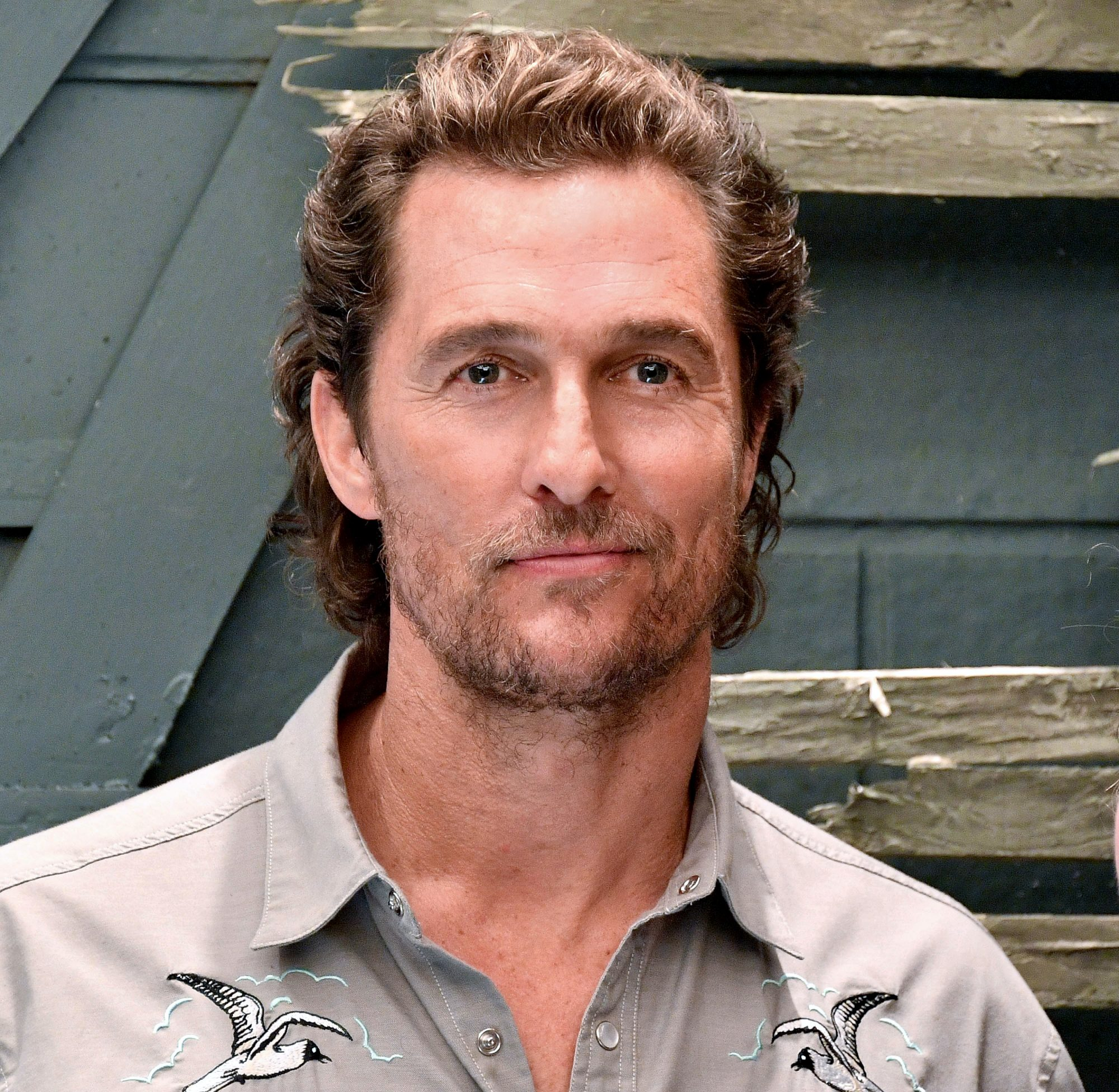 Matthew McConaughey's New Beauty Gig Is for an Amazing Cause