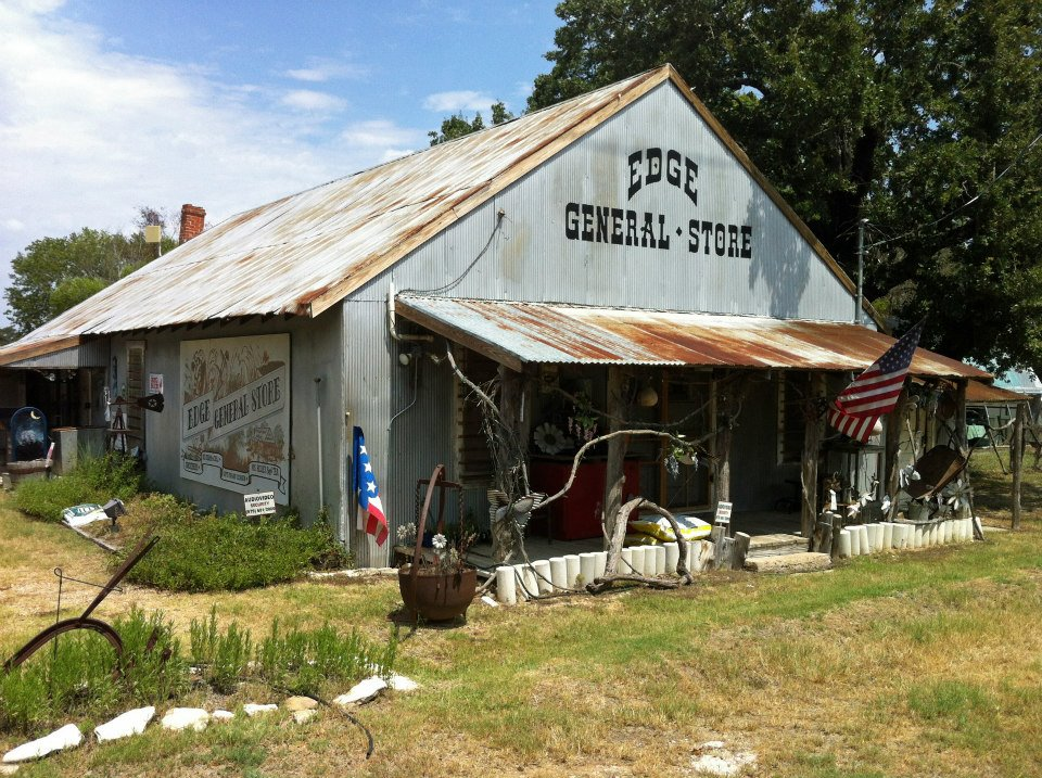 Edge General Store in Edge, Texas