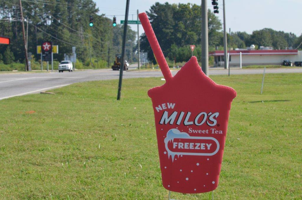 Milo's Sweet Tea Freezey