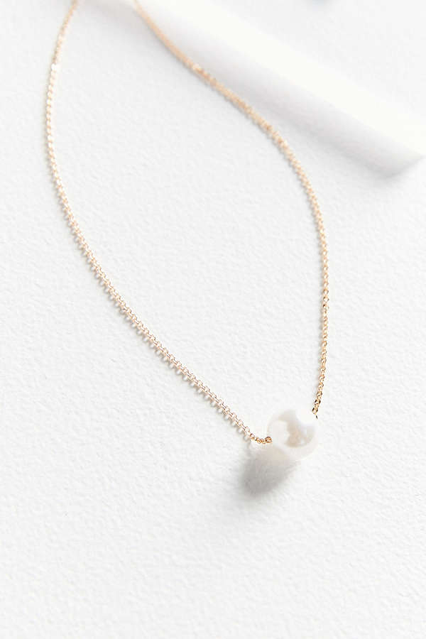Aura Delicate Chain Necklace