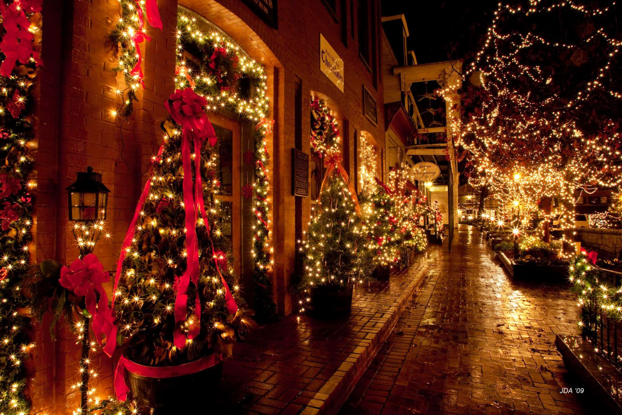Dahlonega's Old-Fashioned Christmas