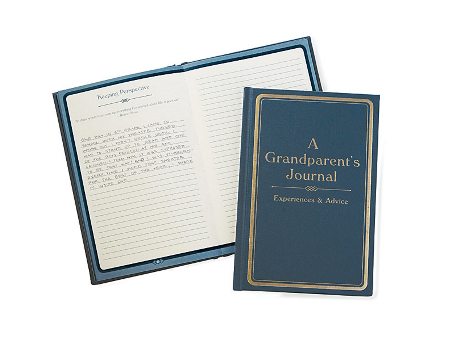 A Grandparent's Journal- Experiences and Advice