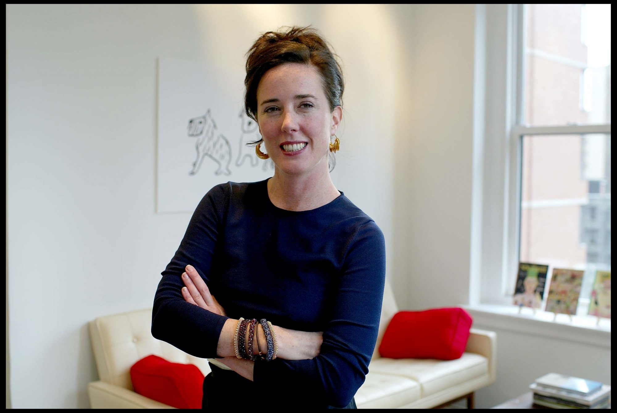 Designer Kate Spade's Suicide Note Tells Daughter, 'Ask Daddy, I Love You'