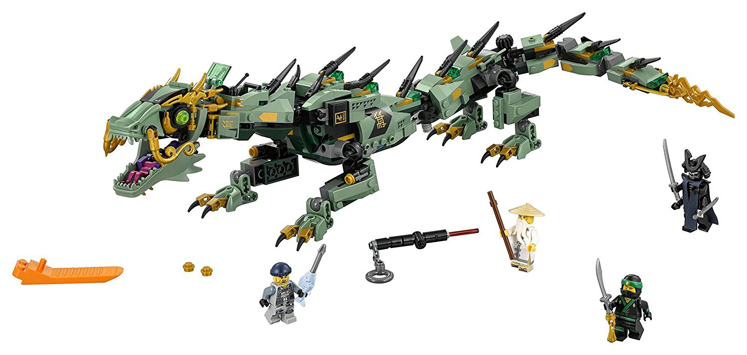 LEGO Ninjago Building Kit
