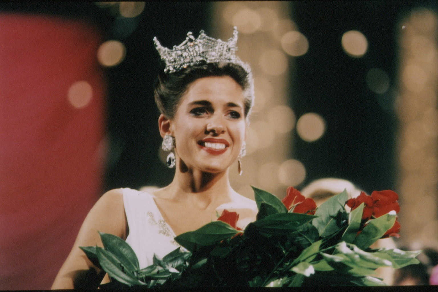 Miss America 1995 Heather Whitestone
