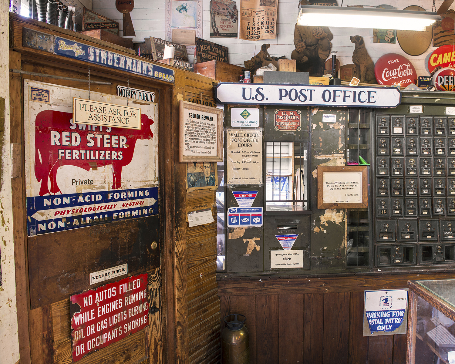 Mast General Store in Valle Crucis, North Carolina