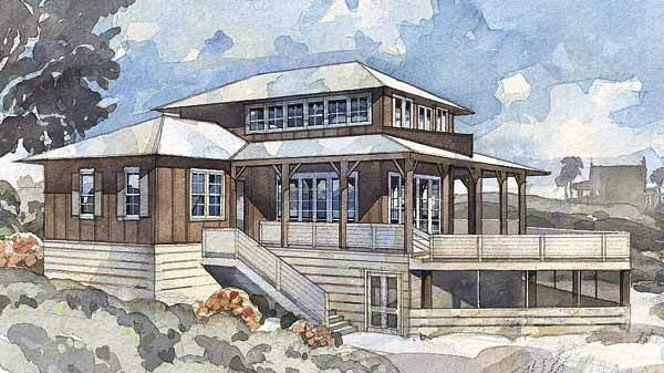 Our Best Beach House Plans for Your Vacation Home - Southern Living