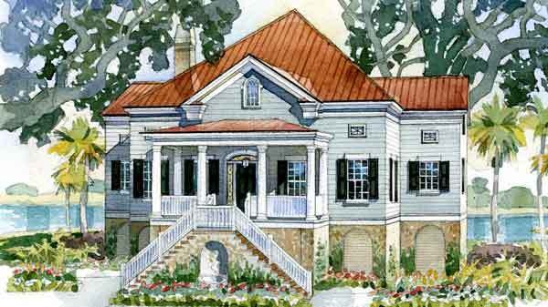 Perfect The Seabrook, Plan #1706