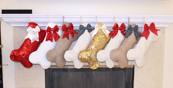 adorable christmas stockings for your good dog southern living