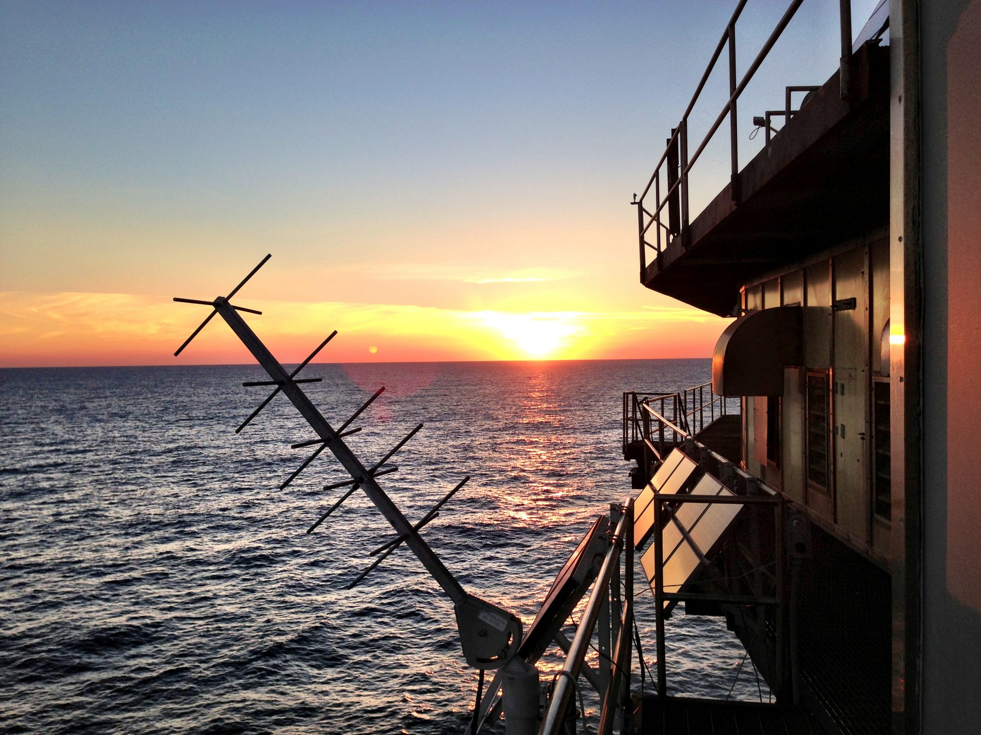 You Can Book A Room In The Middle Of The Atlantic Ocean At