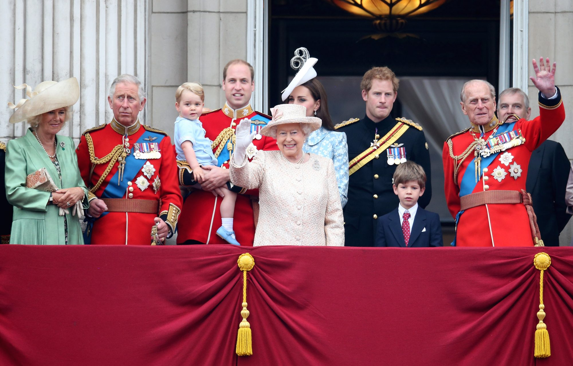 Picking the Royal First Names