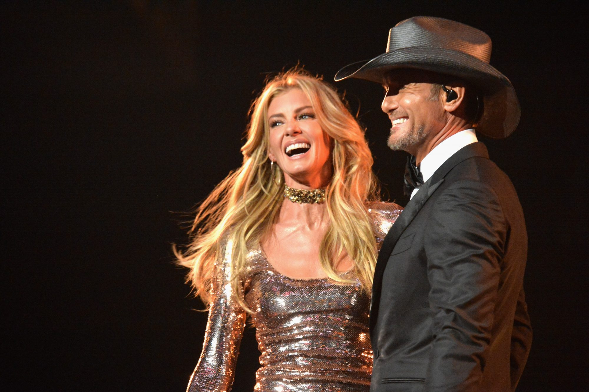 Tim McGraw & Faith Hill's Love Story