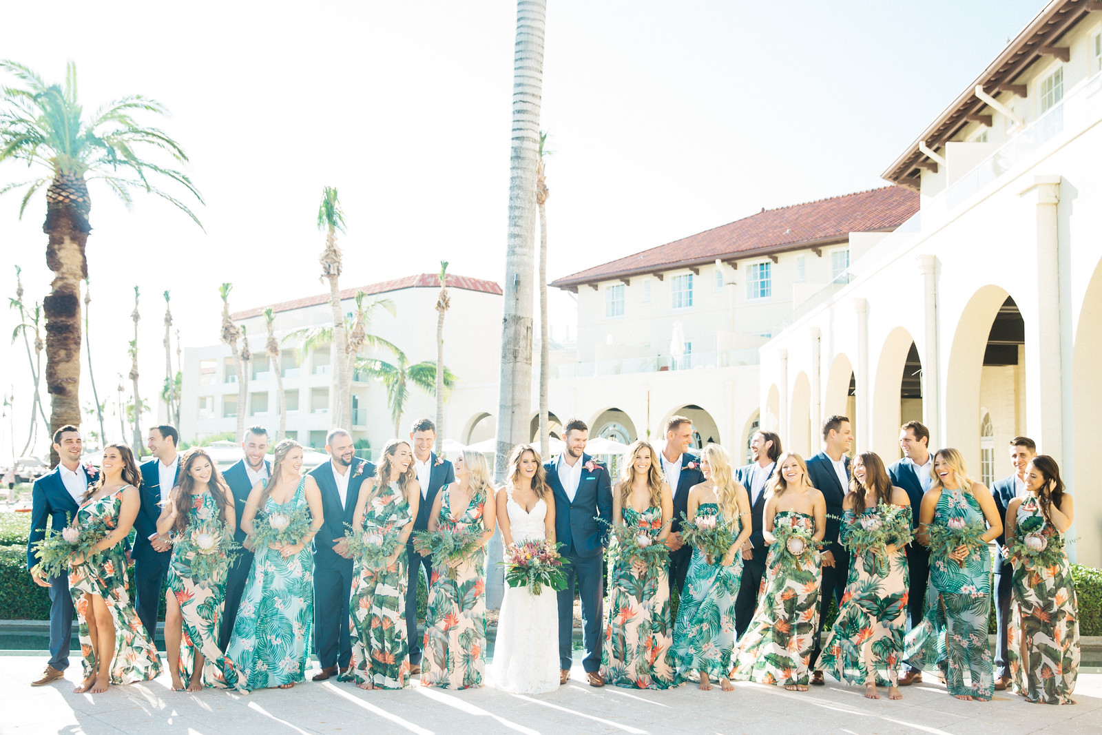 Moogan Bridal Party Groomsmen