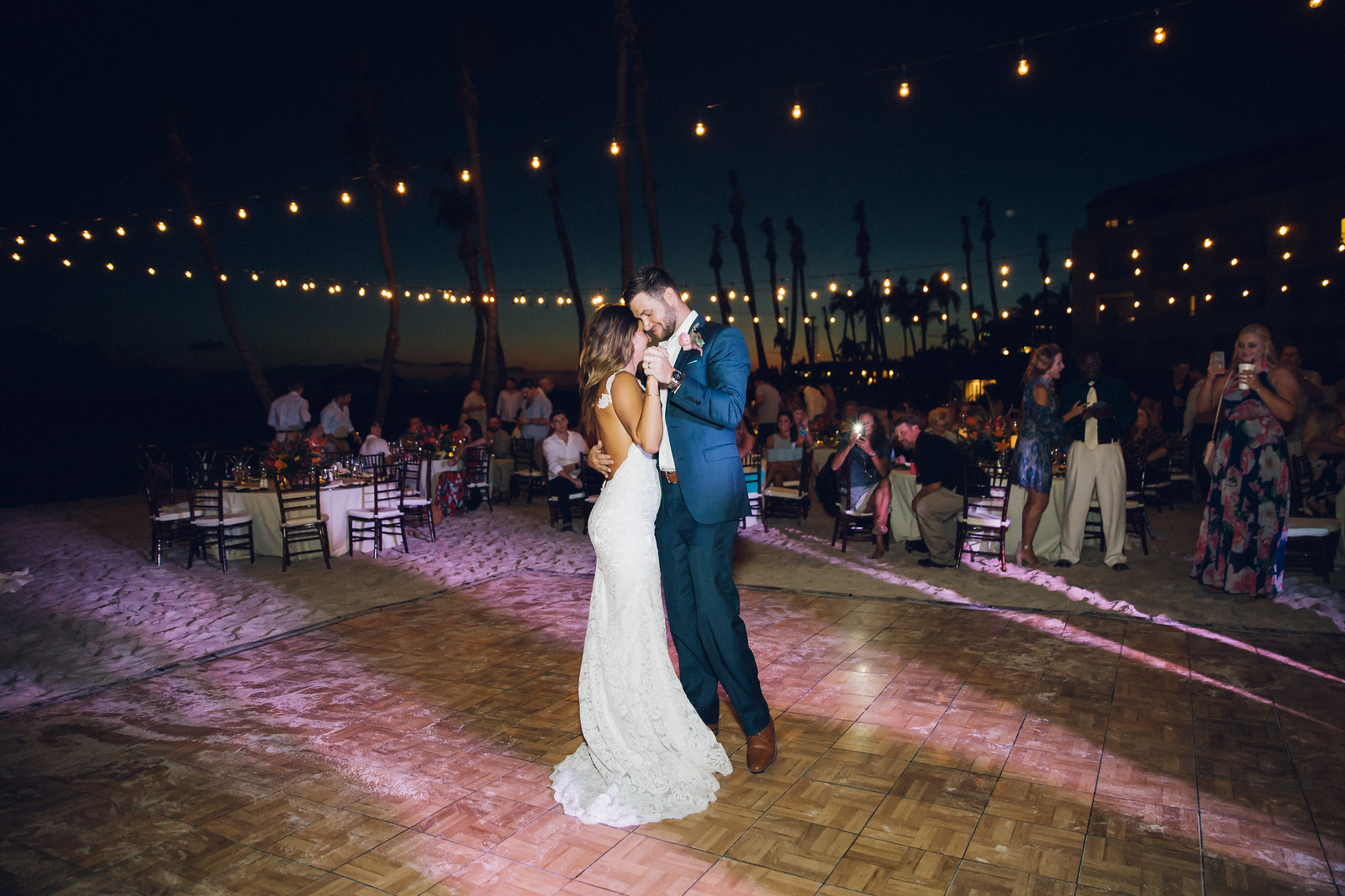 Moogan First Dance
