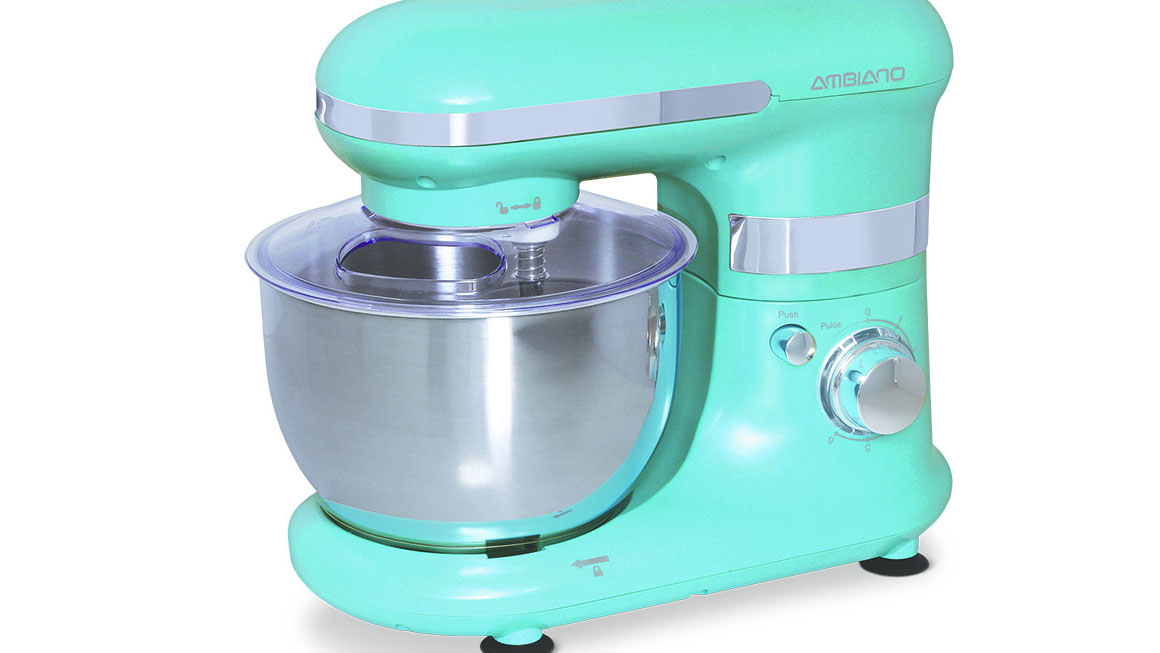 This Stand Mixer Is The Perfect Addition To Any Kitchen