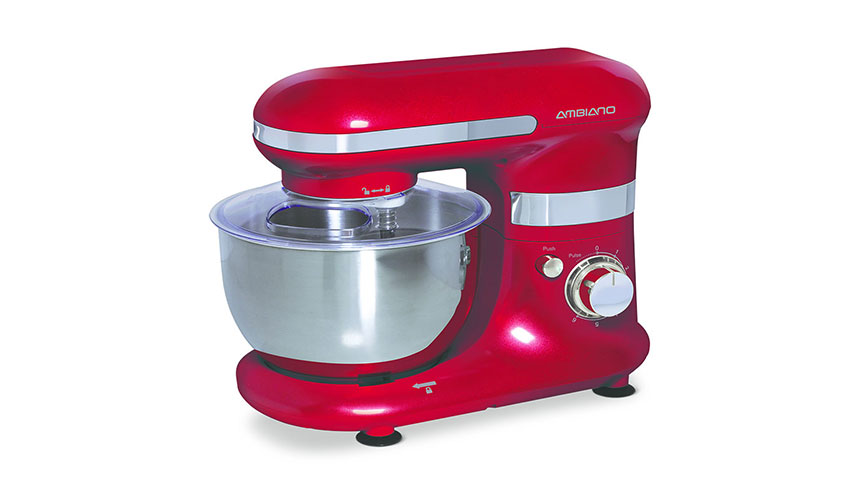 Red Aldi Stand Mixer